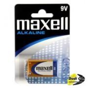 Maxell alkalna baterija 6LR61