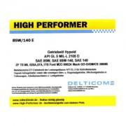 High Performer 85W-140 EP GL5 - Getriebeöl Hypoid 60 Liter Fass
