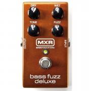 MXR M84 Bass Fuzz Deluxe Pedal bajo eléctrico