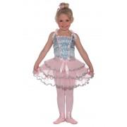 Prinsessballerina 2-4 år