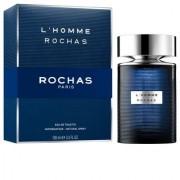 Rochas L'Homme Eau de Toilette da uomo 100 ml