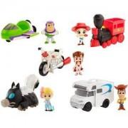Детска играчка, Играта на играчките 4 - Малка фигурка с превозно средство, асортимент, 171623