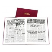 TOFFS Retro TOFFS - Chelsea Football Newspaper Book