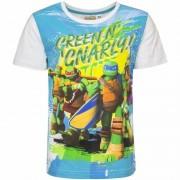 Ninja Turtles kinder t-shirts witte korte mouwen