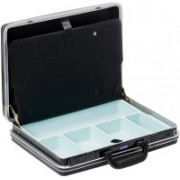 Safari Doctor Case Medium Briefcase - For Men(Black)