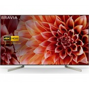Televizor LED Sony BRAVIA KD55XF9005, 139 cm,Ultra HD 4K, Smart TV, X-Reality™ PRO 4K, Android TV, Clasa energetica B, Negru/Argintiu
