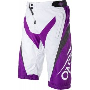 Oneal Element FR Blocker Pantalones descenso Blanco/Lila 38
