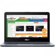 Лаптоп ASUS X541NA-GO206, 4 GB, 1 TB, Intel Celeron N3350, Сребрист, ASUS X541NA-GO206 /15/N335O