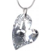 Troli Colier Heart D2Y 27 mm Crystal