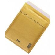 Плик 240х275, Sacboll кафяв с лента и възд.мехури - E/15