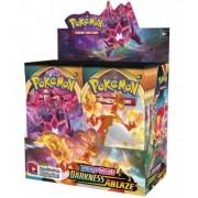 Pokemon 36-pack Pokemon Sword & Shield Darkness Ablaze Booster Samlarkort Display