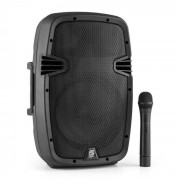 Skytec SPJ-PA910 Altavoz PA activo Batería Bluetooth USB SD MP3 FM 400W (Sky-170.074)