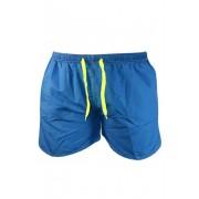 Max - plavky chlapecké šortkové 13-14 let modrá