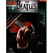 Hal Leonard Violin Play-Along: Beatles