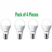 Phillips Led Bulbs 9W (4 Pieces )