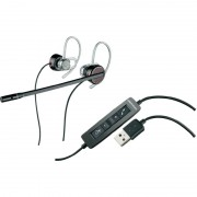 HEADPHONES, Plantronics BLACKWIRE C435, Wideband USB (85800-05)