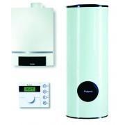 Pachet pentru centrale termice cu condensare Buderus Logamax plus GB 162 65kW cu boiler SU160/5W