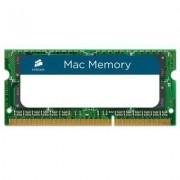 Corsair CMSA8GX3M1A1333C9 Apple Mac Memoria da 8 GB (1x8 GB), DDR3, 1333 MHz, CL9, SODIMM, Certificata Apple
