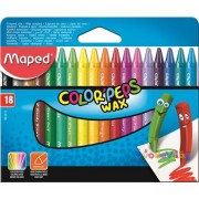 "Zsírkréta 18 db-os Maped ""Color Peps"" Wax"