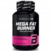 BioTech USA Mega Fat Burner tabletta - 90db tabletta
