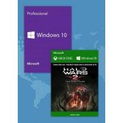 Halo Wars 2 + Microsoft Windows 10 Pro OEM CD Key Pack