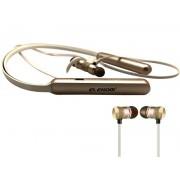 Безжични слушалки Elekom EK-0037, златен