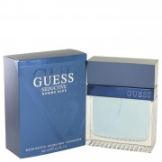 Guess Seductive Homme Blue by Guess Eau De Toilette Spray 3.4 oz