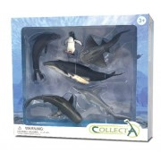 Set 6 figurine Viata Marina - Collecta