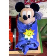 Disney Baby Mickey Mouse in a Blanket Plush Doll