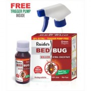 Green Dragon's 'Raider' Bed Bug Killer Herbal Concentrate Make 600 Ml Ready to Use