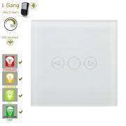 Сензорен ключ за осветление с дистанционно Димируем (3 цвята)