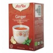 Ceai Bio Ghimbir Yogi Tea 30.60gr
