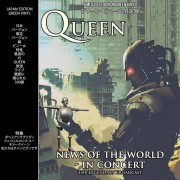 It-Why Queen - News of the World. In Concert - Vinile