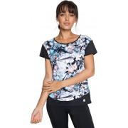 Roxy Tricou pentru femei Be You Tee Bachelor Button Water Of Love ERJKT03436-BGZ6 S