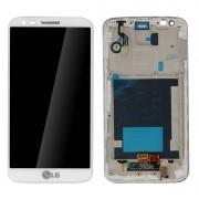 LG Repuesto Pantalla LCD/Táctil Blanca para LG G2