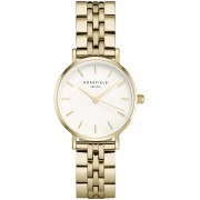 Rosefield The Small Edit White Steel Gold 26WSG-267