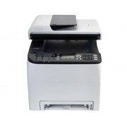 Ricoh Multifuncion ricoh laser color spc250sf fax/ a4/ 20ppm/ 256mb/ usb/ red/ wifi/ adf 35 hojas/ duplex impresion/ compatible con ma