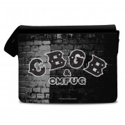 CBGB & OMFUG Messenger Bag
