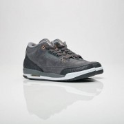 Jordan Brand Air Jordan 3 Retro (Gs) Dark Grey/Metallic Red Bronze/White