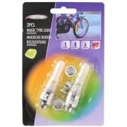 Ventillyse/ Hjulbelysning / ekerbelysning till Cykel