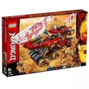 Конструктор Лего Нинджаго - Съкровище на земята, LEGO NINJAGO, 70677