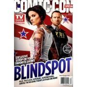tv guide Comic con 2016 magazine Tv Guide special comic con Blindspot