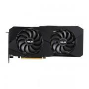 Placa video ASUS Radeon RX 5700 XT Dual EVO O8G 8GB GDDR6 256-bit