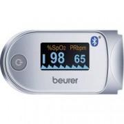 Beurer Měřič obsahu kyslíku v krvi Beurer PO 60 Bluetooth® Pulsoximeter 454.20