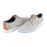 Pantofi piele naturala barbati - gri, s.Oliver - 5-13208-24-Grey