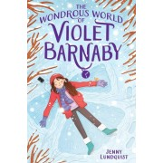 The Wondrous World of Violet Barnaby, Paperback
