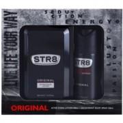 STR8 Original coffret I. loção after shave 100 ml + desodorizante em spray 150 ml