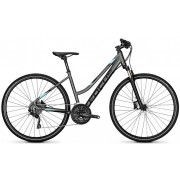 "Bicicleta Trekking Focus Crater Lake Pro TR 28"" 2018"