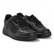 NIKE Air Force 1 Skor Svart Barnskor 38 (UK 5)
