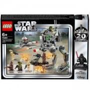 Конструктор Лего Стар Уорс - Clown Scout Walker, LEGO Star Wars, 75261